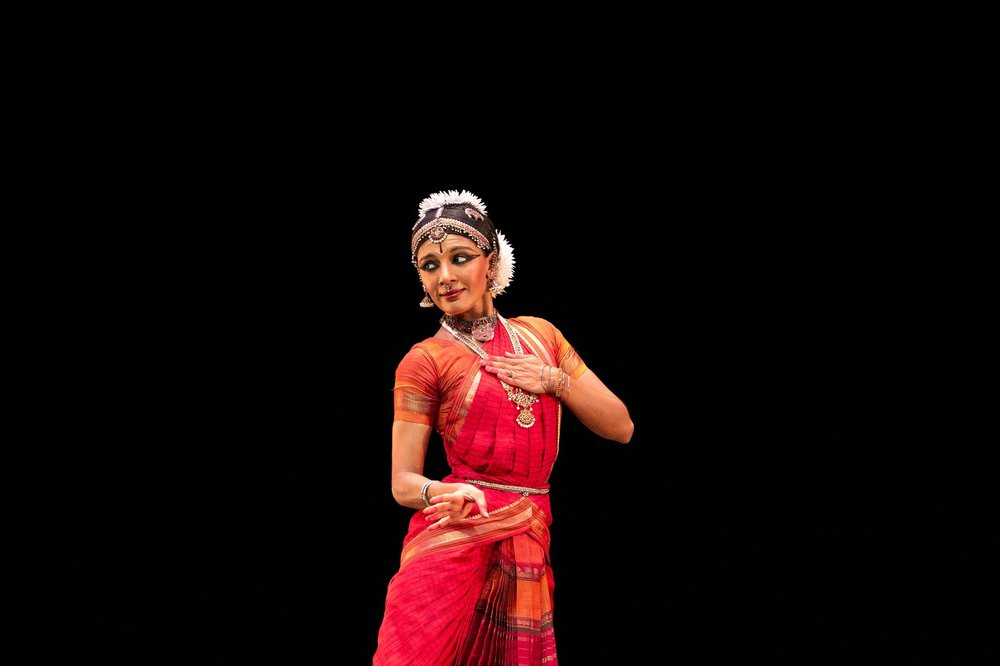 """Ragamala School Introductory Bharatanatyam      REGISTER NOW     """"Ragamala showed how Indian forms can provide some of the most transcendent experiences that dance has to offer...this is an excellent company."""" —Alastair Macaulay,The New York Times"""