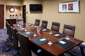 Marriott Executive Boardroom