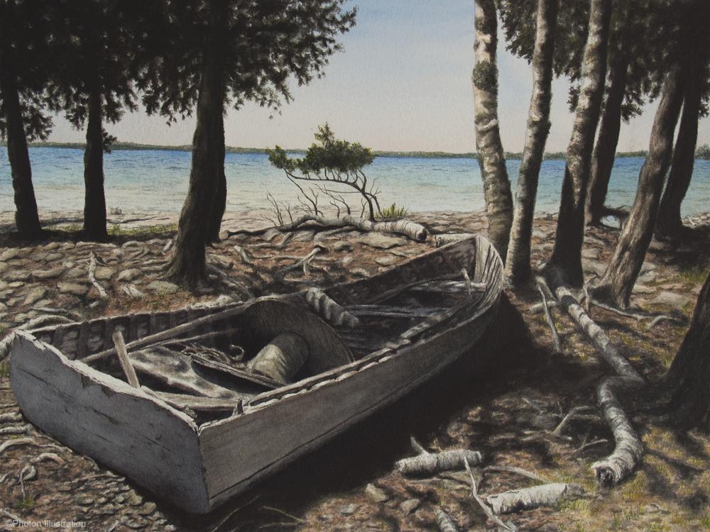 Hunyati's Boat