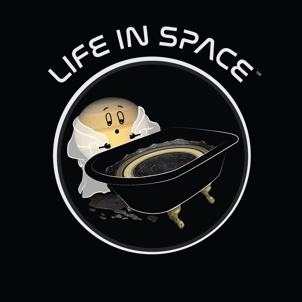 Life in Space: Saturn's Bath