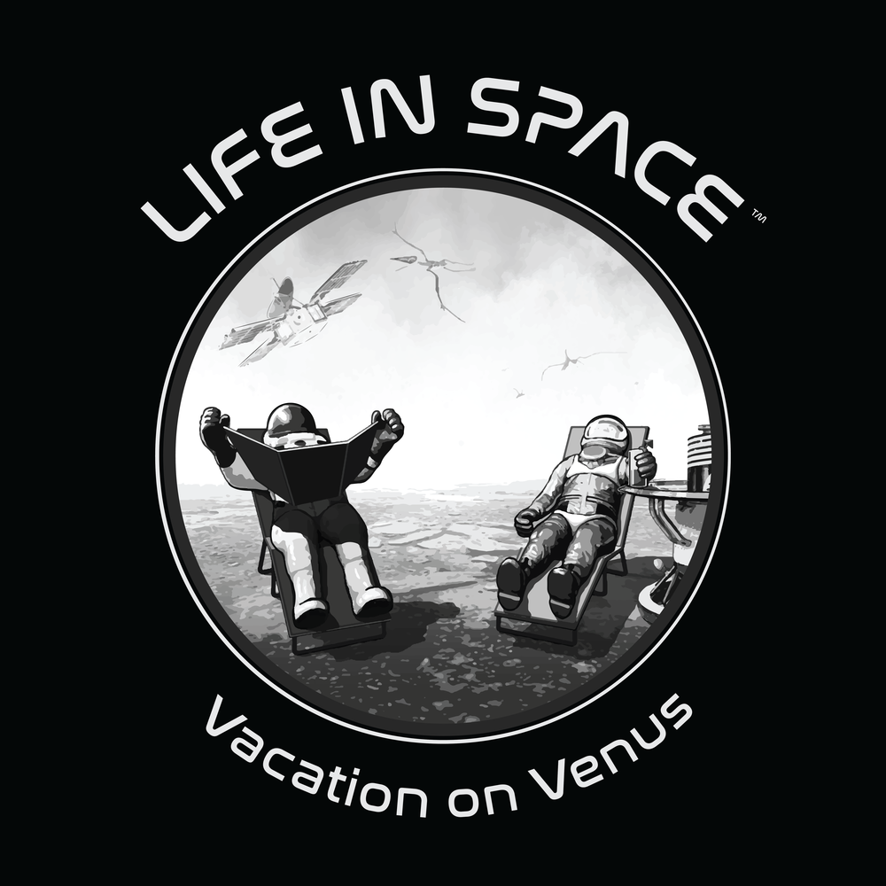 Life in Space: Vacation on Venus