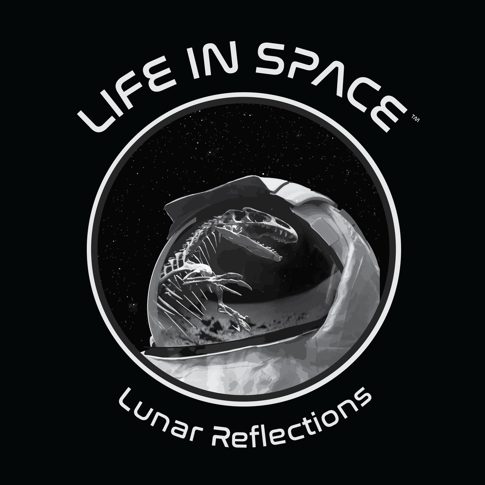 Life in Space: Lunar Reflections