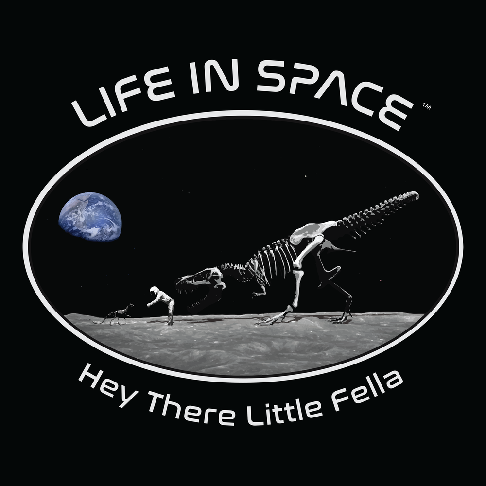 Life in Space: Hey There Little Fella