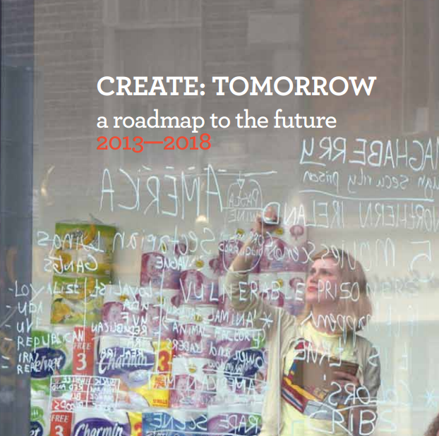 Create: Tomorrow