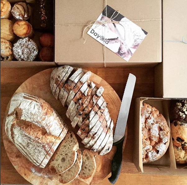 London's First Surplus Box Scheme - Delicious baked treats to fight food waste and food poverty