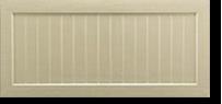 Ribbed Long Panel Model 664