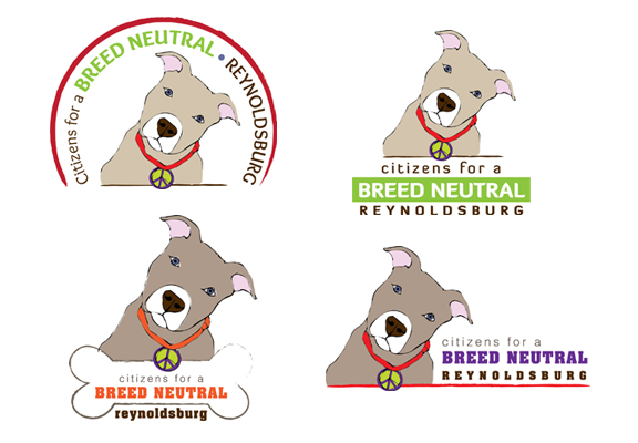 Logo Options for Pitbulls