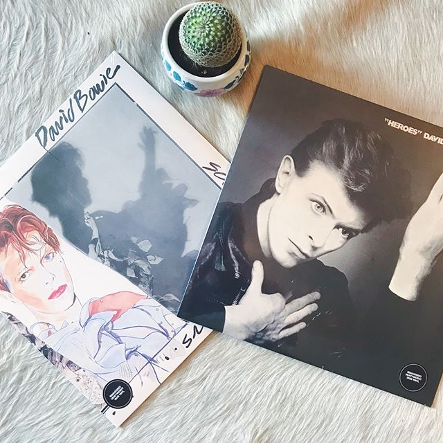 "OUT Today ⚡️Bowie Reissues & Neil Young ""Harvest Moon"""