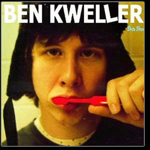 """Ben Kweller """"Sha Sha""""   Vinyl Reissue of the classic solo album, out of print on vinyl since release in 2002! Gatefold Sleeve, printed inners sleeves on white viny"""