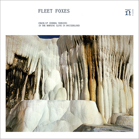 """Fleet Foxes """" Crack Up/In The Morning""""   When Fleet Foxes visited Reykjavik last fall for the Iceland Airwaves festival, they recorded this stunning version of """"Crack-Up"""", the title track from last year's critically adored album, the third of their storied career and first for Nonesuch Records. Adding to the majesty of the song is Graduale Nobili, the 24-piece choir known for their work with Björk. It was recorded at last summer's Montreux Jazz Festival."""