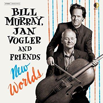 "Bill Murray ""New Worlds"""