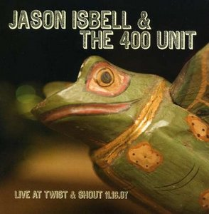 """Jason Isbell & The 400 Unit """"Live from Twist & Shout""""   6-song performance from 2007. Now available on vinyl for the first time ever, 'Live at Twist & Shout 11.16.07' is a live EP from the former drive-by trucker and his new backing band, The 400 Unit. recorded at a twist & shout in-store, The EP serves as a significant artifact documenting the nascent stage of Isbell's solo career and includes standout tracks """"Outfit, """" """"goddamn lonely love"""" and a cover of Van Morrison's """"""""Into The Mystic."""""""