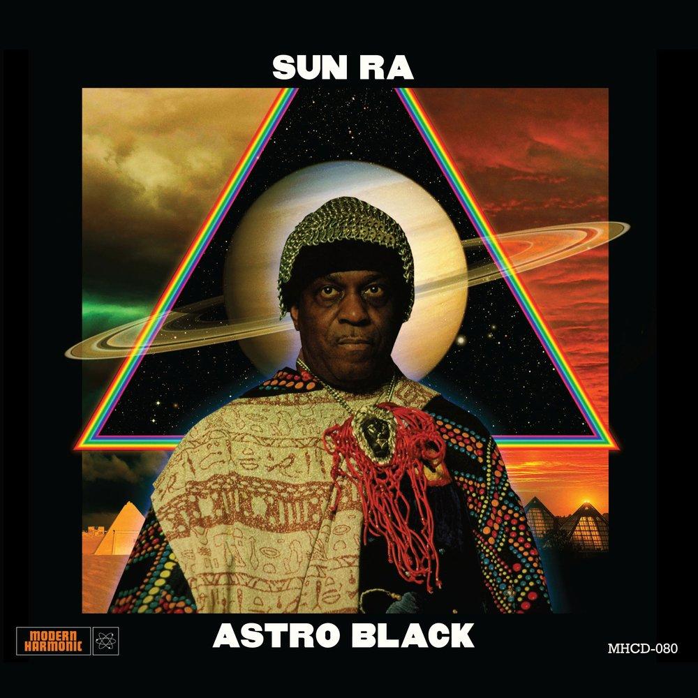 "Sun Ra ""Astro Black"""