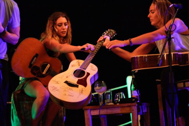 Charity Guitars