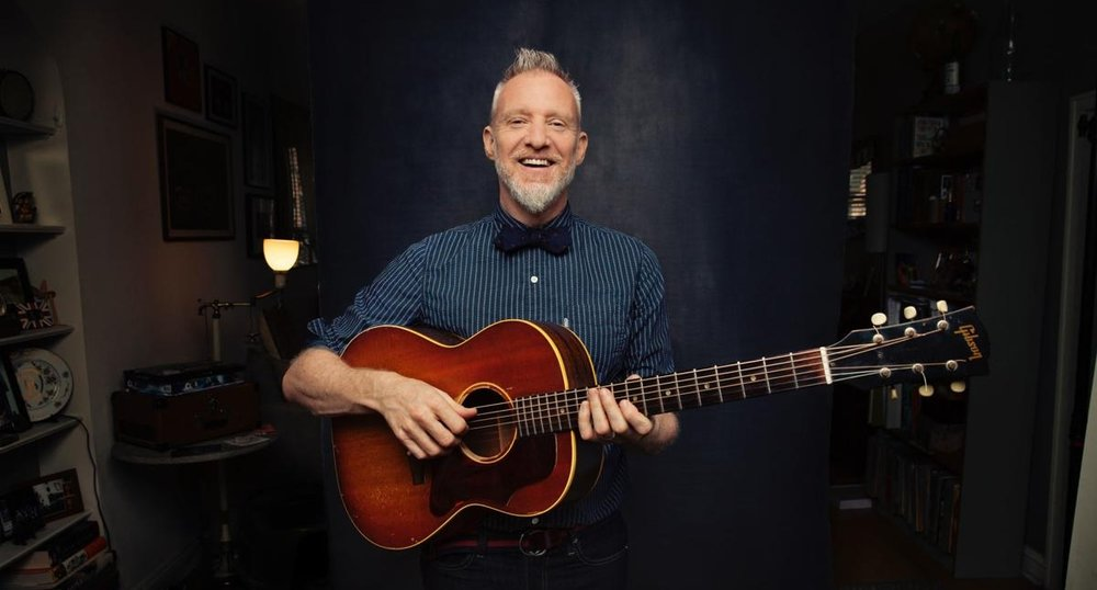 "CHRIS BARRON - SPIN DOCTOR'S lead singer & songwriter Chris Barron has had quite a storied musical journey from front man of one of the early 90's iconic pop rock groups to his current life as an accomplished acoustic songwriting troubadour. Chris's songwriting credits include classics ""Little Miss Can't Be Wrong"", ""Two Princes"" & more. For More Info on Chris CLICK HERE."