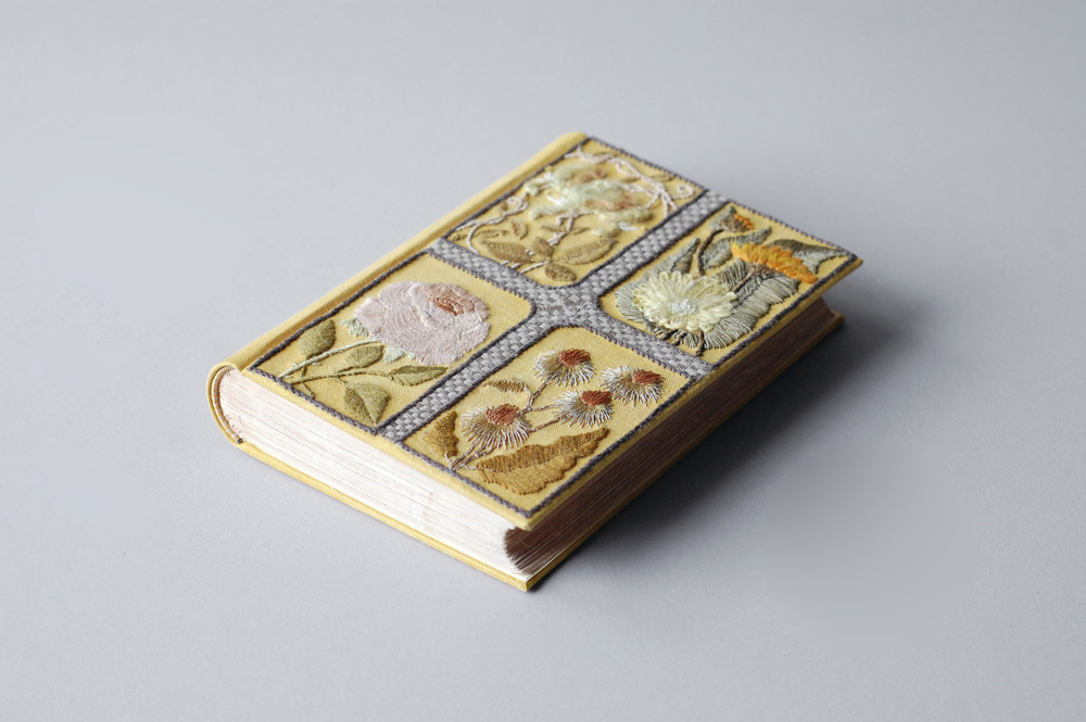 plant-lore and garden-craft of shakespeare, rebinding by natalie stopka