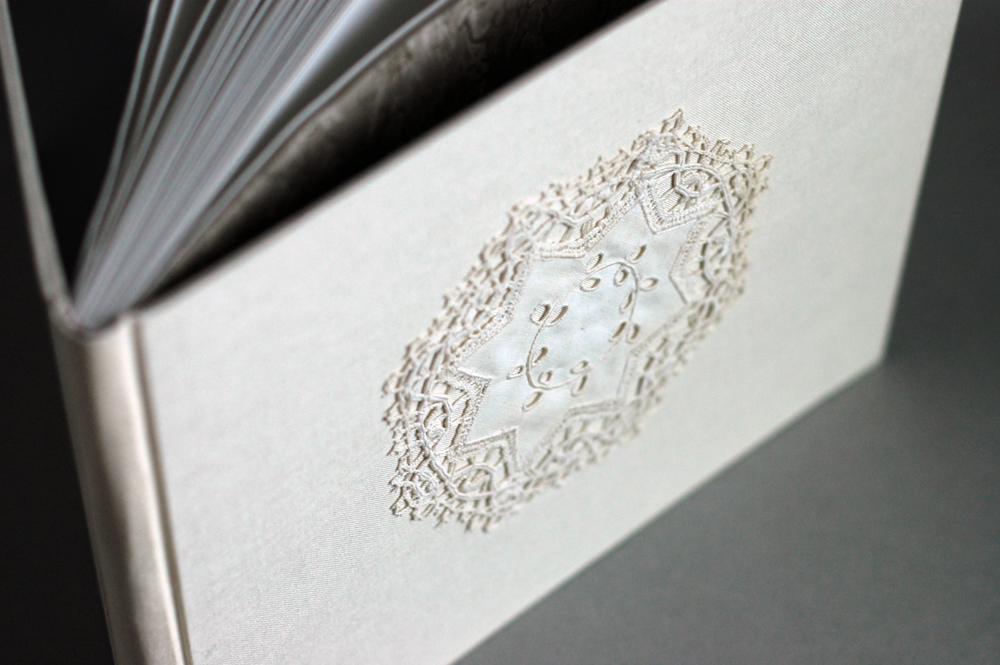 doily guest book