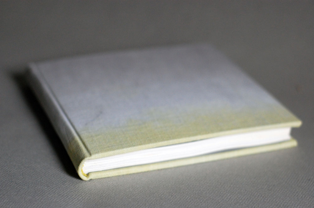 yellow and grey book