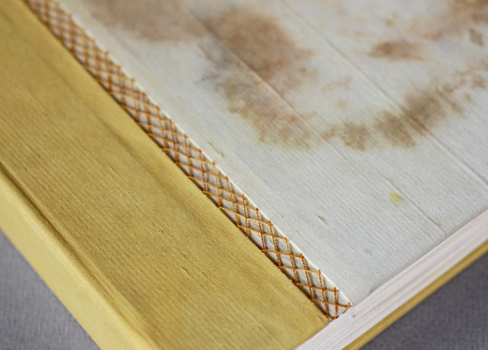 eco print cover