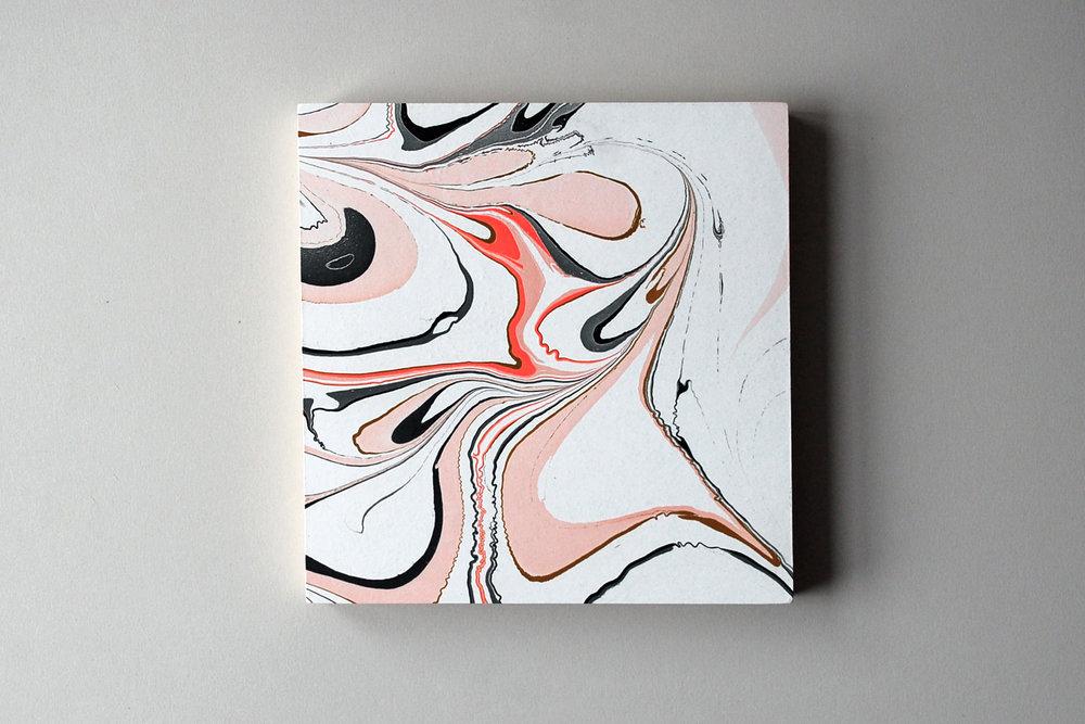 Natalie Stopka: marbled panel ii