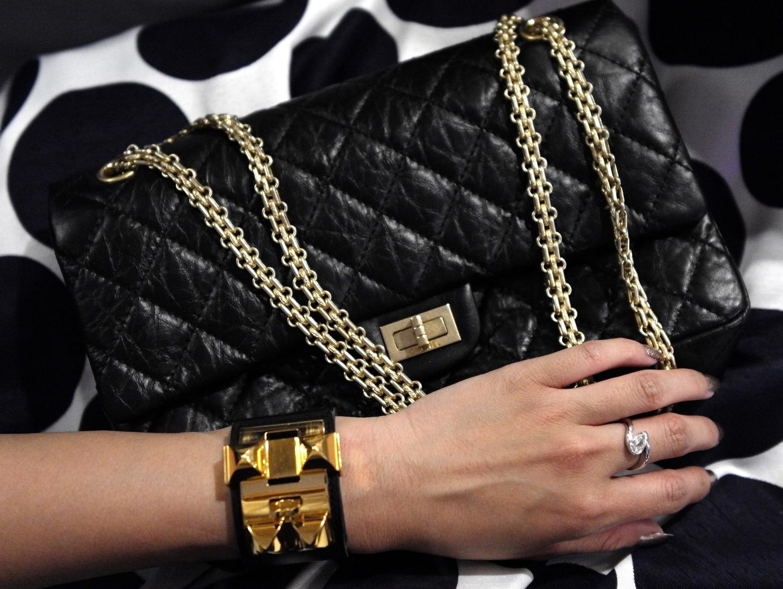 The BadA   Chanel Reissue — Jetsetter Global 871d6433c3427