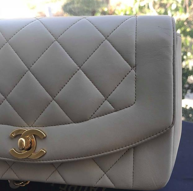 a2739849d4bab6 1991 / *Special Pricing* Chanel Princess Diana Single Flap ...