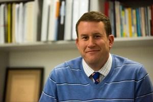 LCHS Principal Ian McFeat
