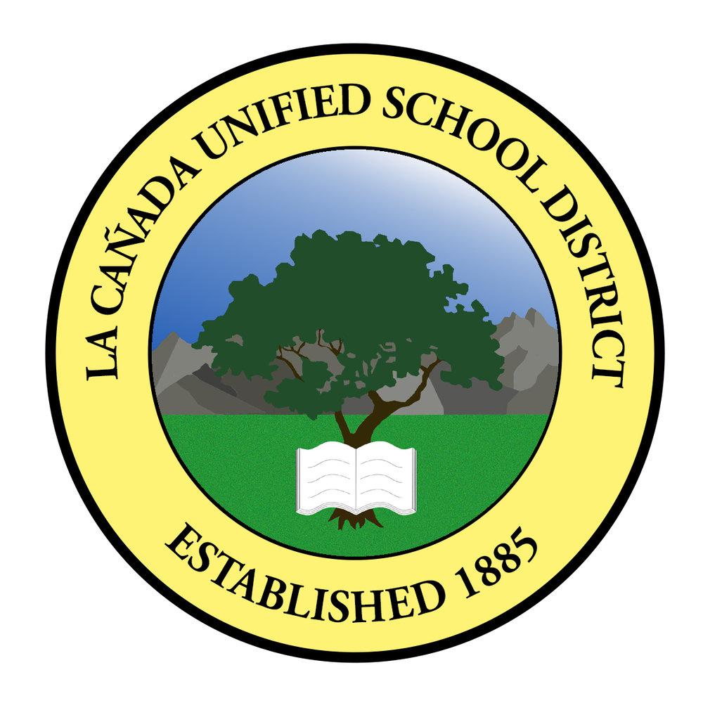 LCUSD logo.
