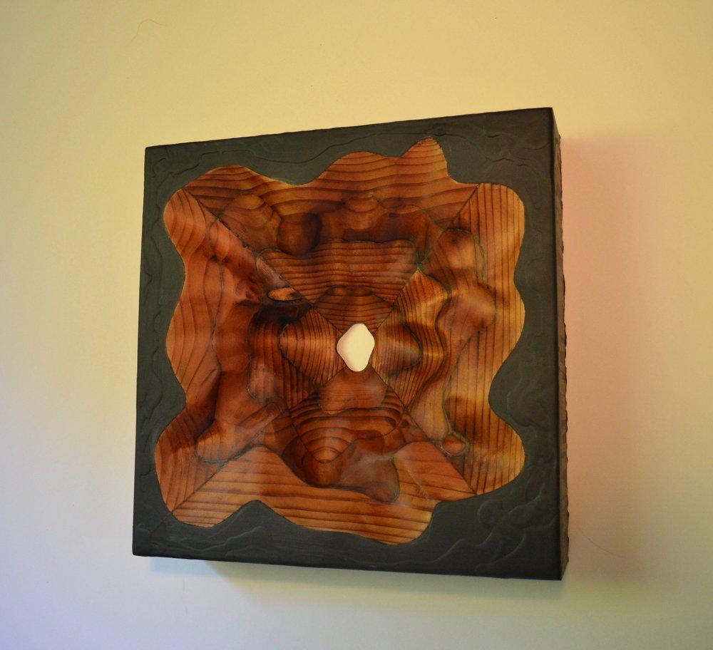 Contemporary Wooden Wall Art By Lutz Hornischer