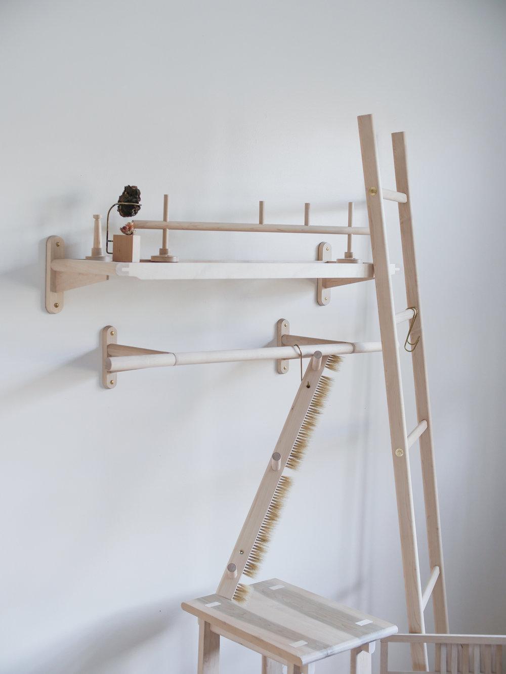 Various Pieces - Maple