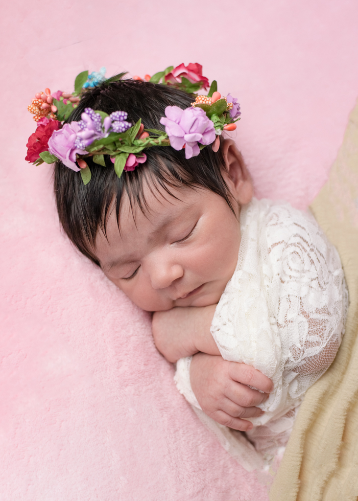 Cielo's Newborn Session