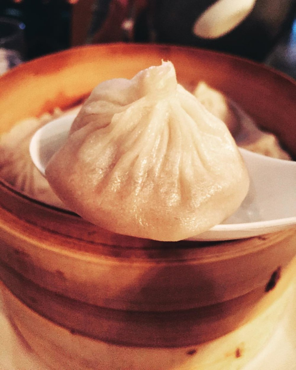 Craving right now: the pork & crab soup dumplings from Kung Fu Xiao Long Bao in Flushing.            #flushing #flushingny #queens #queensnyc #queensfood #queenseats #flushingfood #food #xiaolongbao #queensistasty #qnsmade #heartofqueens  (at Kung Fu Xiao Long Bao)