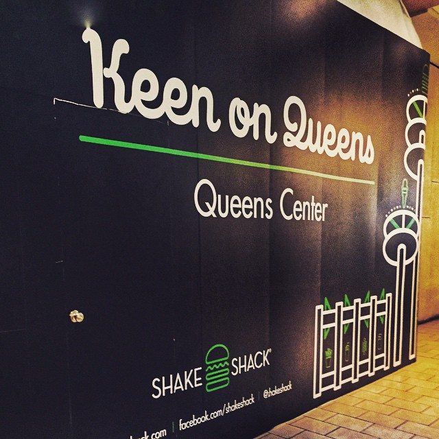 Word on the street is that Queens Center is getting a Shake Shack (via #hoq correspondent @lauumariee #queenscentermall #queenscenter #elmhurst #heartofqueens (at Queens Center Mall)