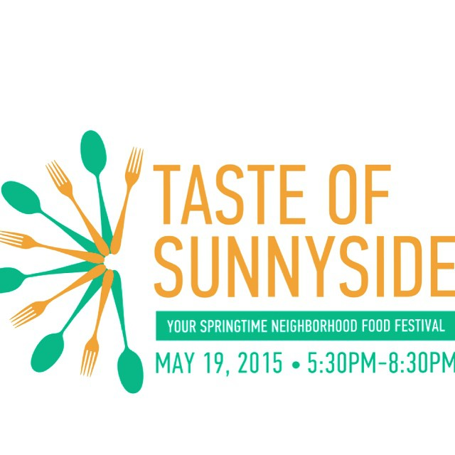 You can still get tickets to Taste of Sunnyside on May 19th!  So many wonderful Sunnyside businesses will be offering a taste – link to tickets and full list of eateries in our profile ☝️See you there, #Sunnyside ! @sunnysideshines  (at Sunnyside, Queens)