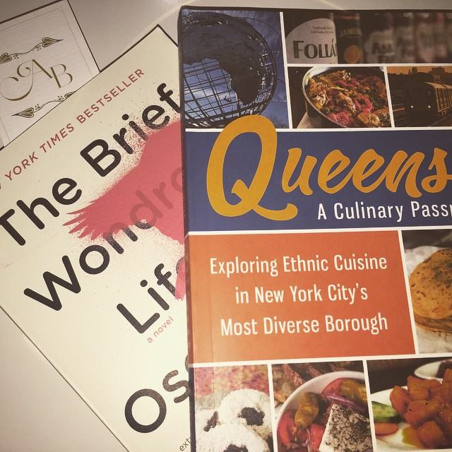 I've only been once but I think I'm in love with @astoriabookshop .  Of course I finally picked up Queens: A culinary passport by @andrealynn27 Looking forward to checking it out!    #astoria #queens #queenslove #heartofqueens #shoplocal  (at The Astoria Bookshop)