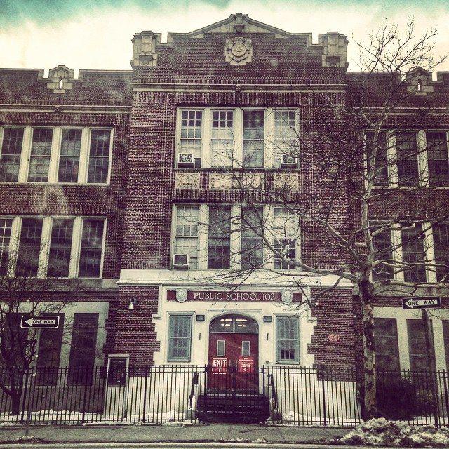 PS 102 #elmhurst #queens #queenscapes @lizzygilly23 you went there for a minute!