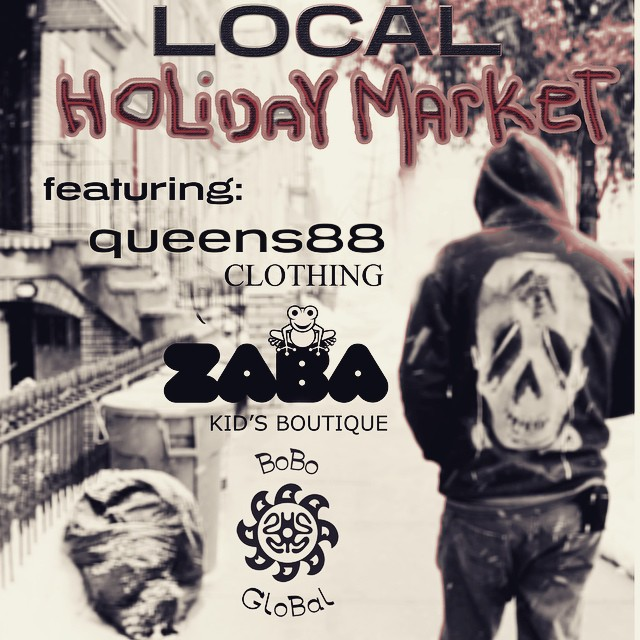 Don't forget to do your last minute shopping this Saturday & Sunday at Modern Spaces in #LIC @queens88nyc