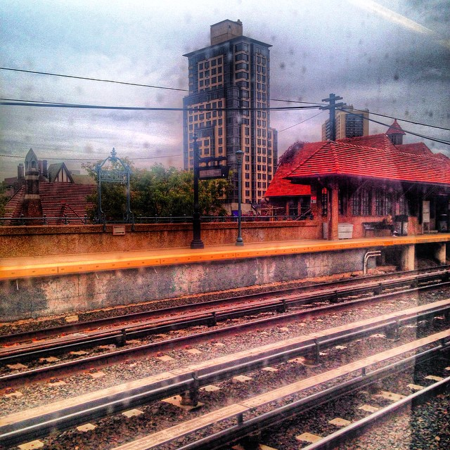 Forest Hills ❤️ (at Forest Hills LIRR Station)