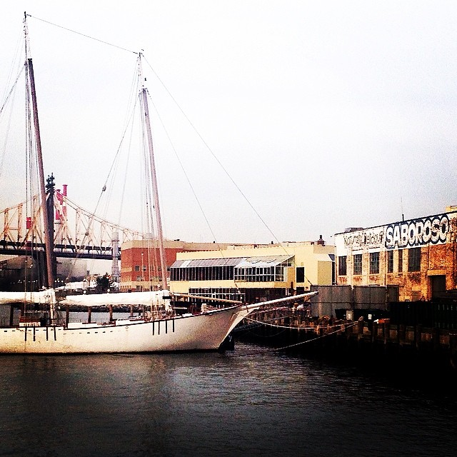 Saboroso (at Long Island City Boathouse)