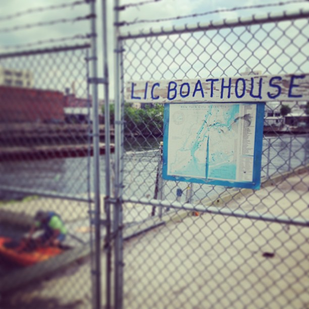 #lic boathouse (at LIC Flea)