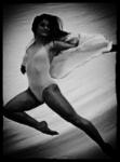 GABRIELA ROSE dance, aerial photo by John Evans