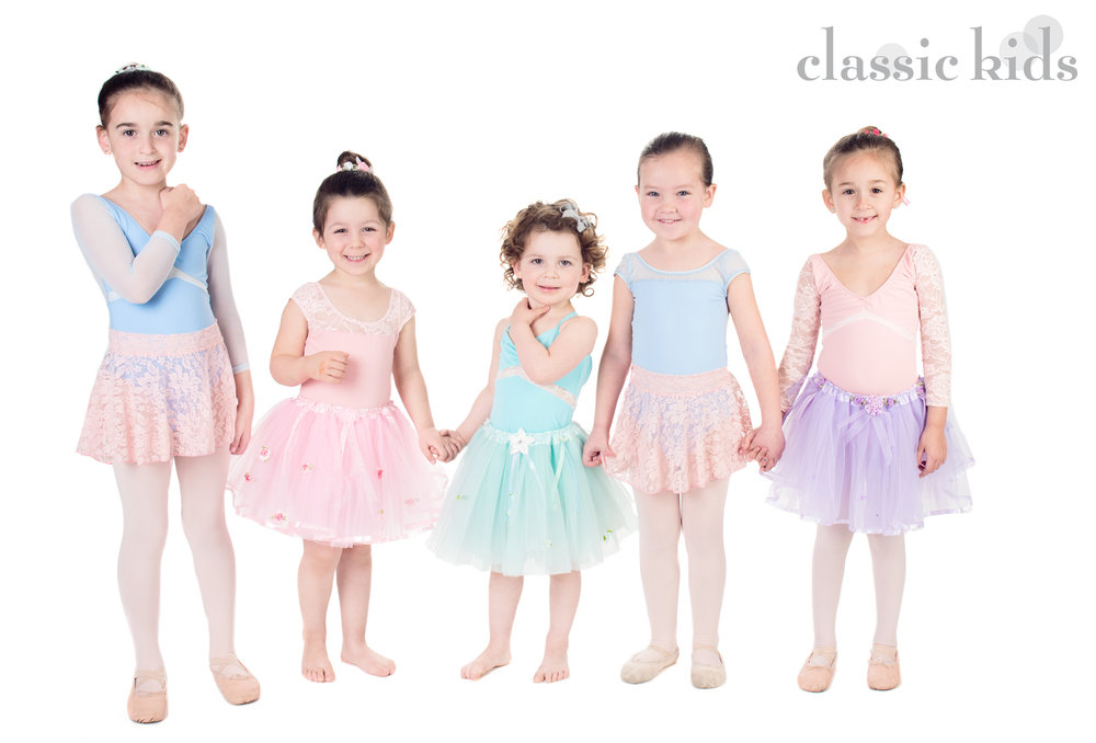 Whimsical Tutus for the Young Dancer - Ages 4-9