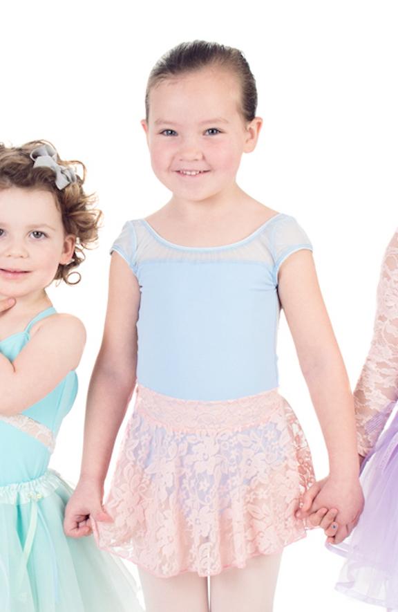 Ballet Skirt - REPERTOIRE Ballet Skirt - Lace - Custom Designed Dance Wear
