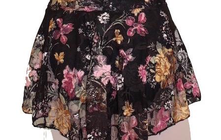 59d3b014a Ballet Skirt - REPERTOIRE Ballet Skirt - Lace - Custom Designed Dance Wear