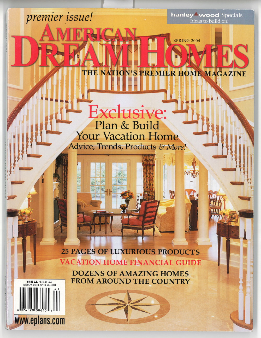 American Dream Homes - Spring 2004