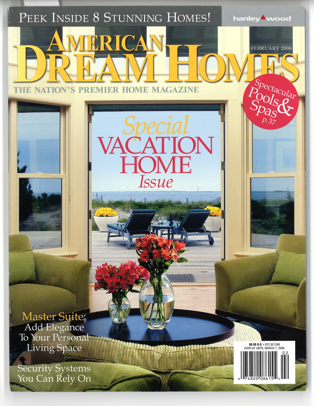 American Dream Homes - February 2006