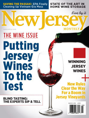 NJ Monthly - March 2012