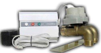 Floodstop Washing Machine Valve Shutoff Kit