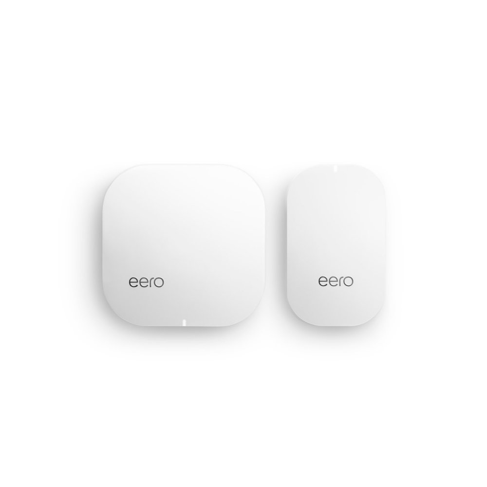 eero - Everyone deserves to be blanketed in awesome wifi everywhere in their house. eero has upped their game with their second generation hardware as well as the new eero plus service that now comes bundled with 1Password (my favorite password manager) and a few other services.