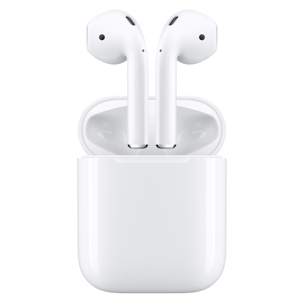 Apple AirPods - Quite easily my favorite accessory gadget of the year. If you can manage to not loose them these are life enhancing.
